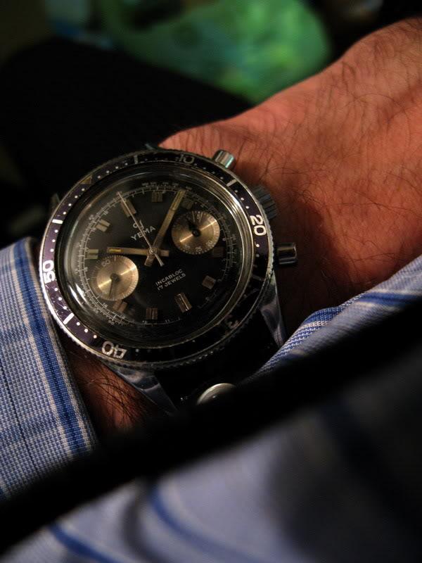 Daytona - Yema Daytona: La sportive inspirera toute la gamme sportive des 70' Yema3