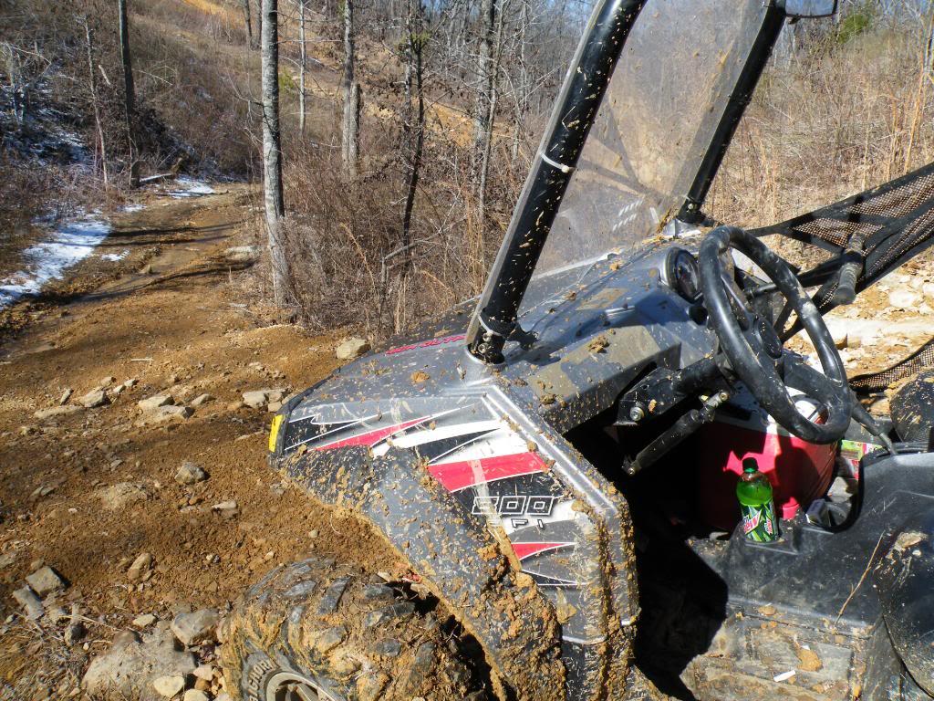 Aetna Mountain 2-12-2011 a few pics DSCF7100