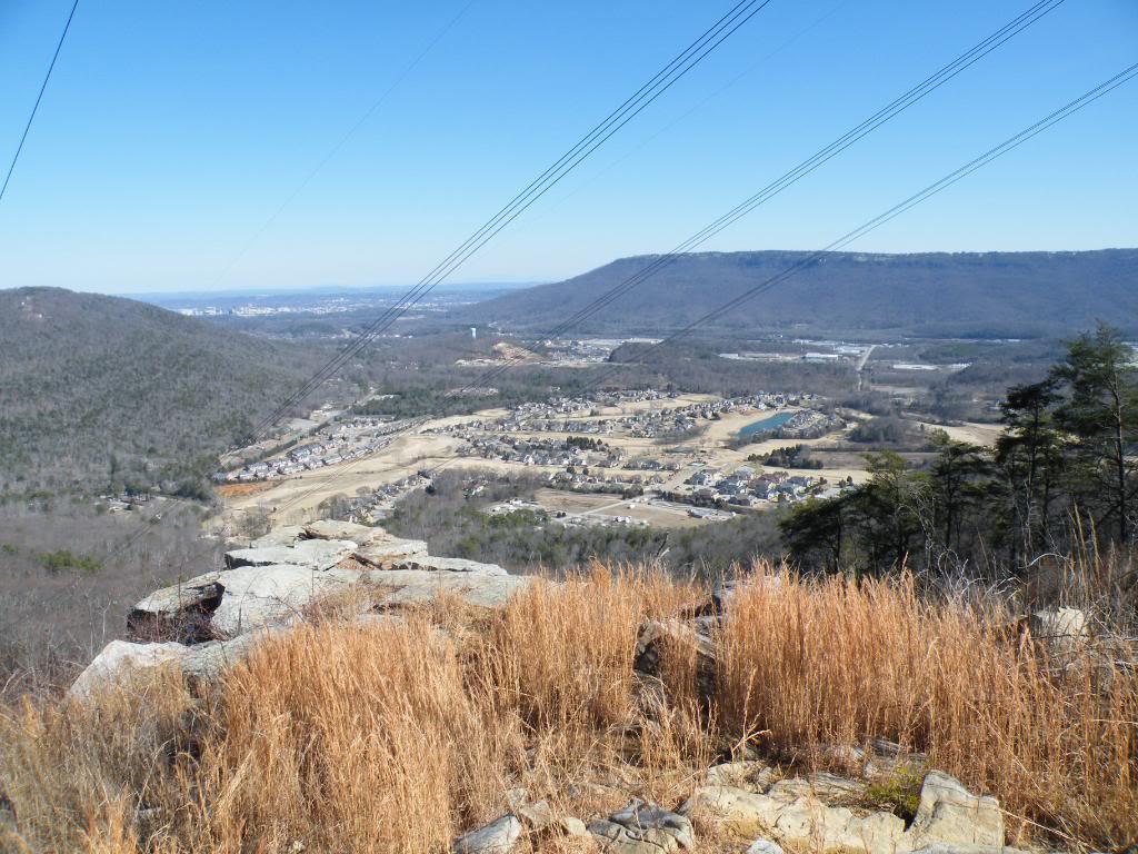 Aetna Mountain 2-12-2011 a few pics DSCF7101
