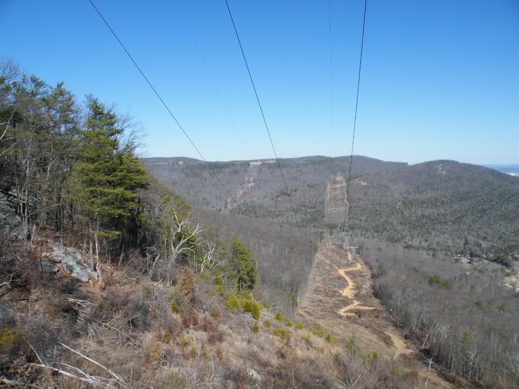 Aetna Mountain 2-12-2011 a few pics DSCF7105