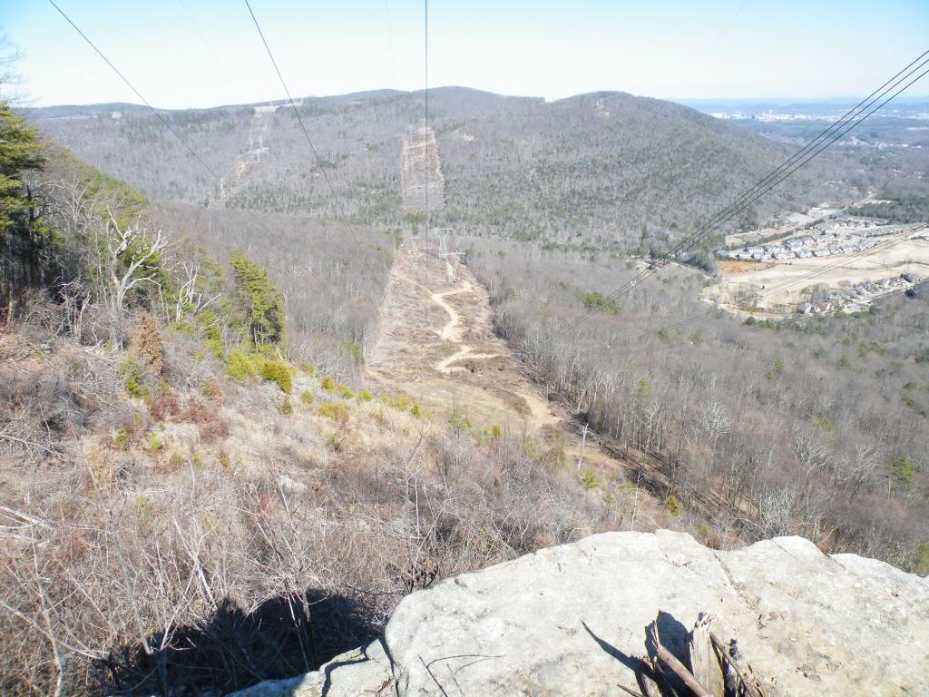 Aetna Mountain 2-12-2011 a few pics DSCF7112