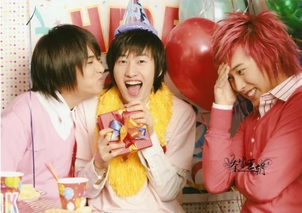 Tenshi's Birthday Superjunior9