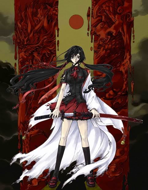 Blood-C [Nuevo Proyecto] BLOOD-C