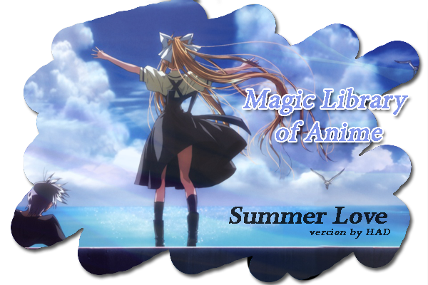 .::Magic Library Of Anime::.