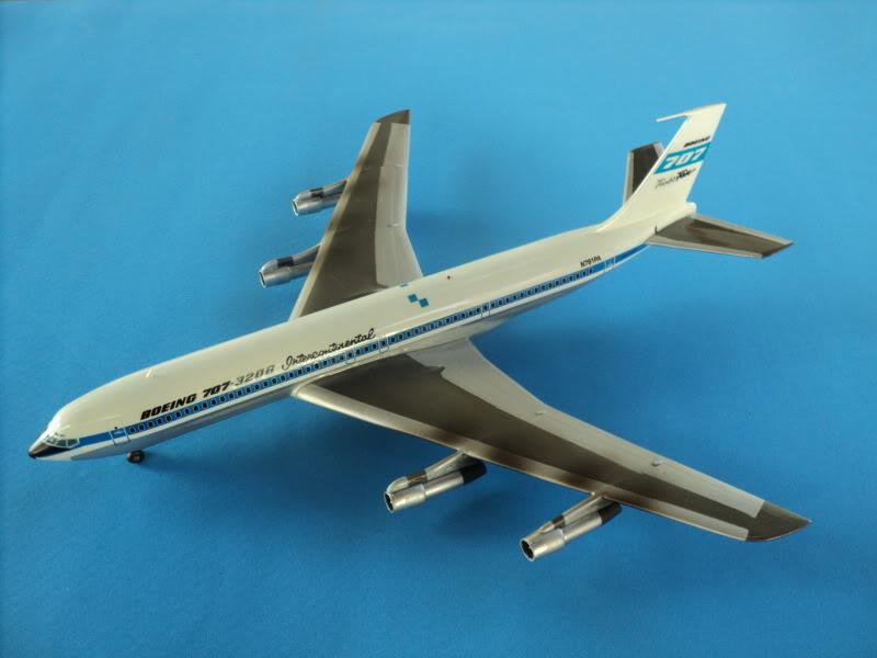 Boeing 707-320B Turbo Fan Apresentação ! 1-1