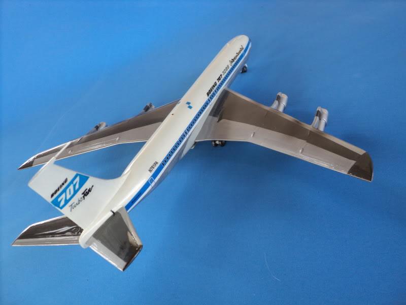 Boeing 707-320B Turbo Fan Apresentação ! 2-1