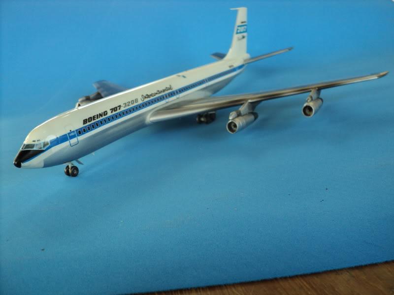 Boeing 707-320B Turbo Fan Apresentação ! 3-1