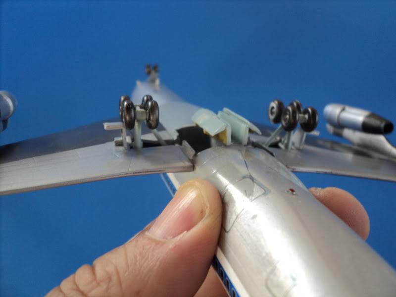 Boeing 707-320B Turbo Fan Apresentação ! 5