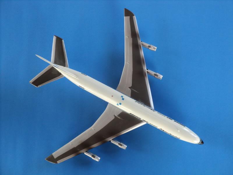 Boeing 707-320B Turbo Fan Apresentação ! 6-1
