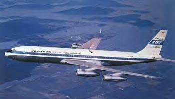 Boeing 707-320B Turbo Fan Apresentação ! 6