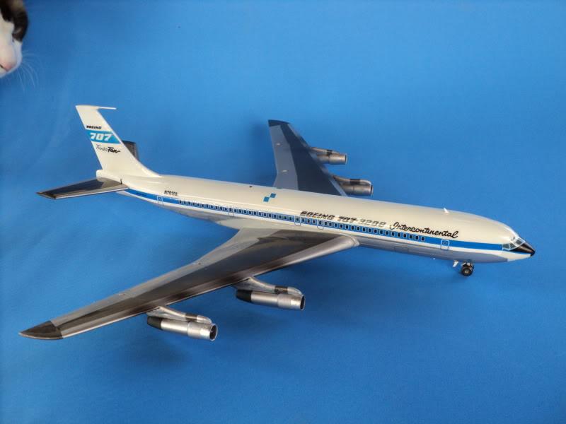 Boeing 707-320B Turbo Fan Apresentação ! 7