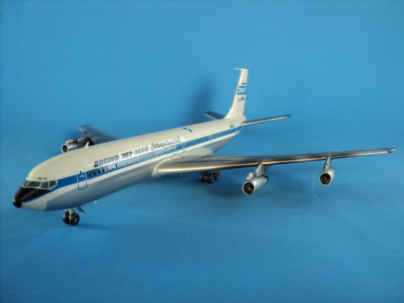 Boeing 707-320B Turbo Fan Apresentação ! 8