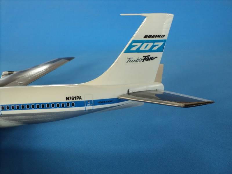 Boeing 707-320B Turbo Fan Apresentação ! 9