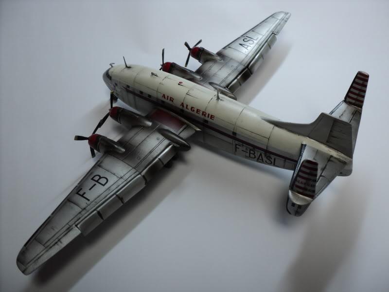 Breguet Deux Ponts Br 761 Air Algerie DSC00235