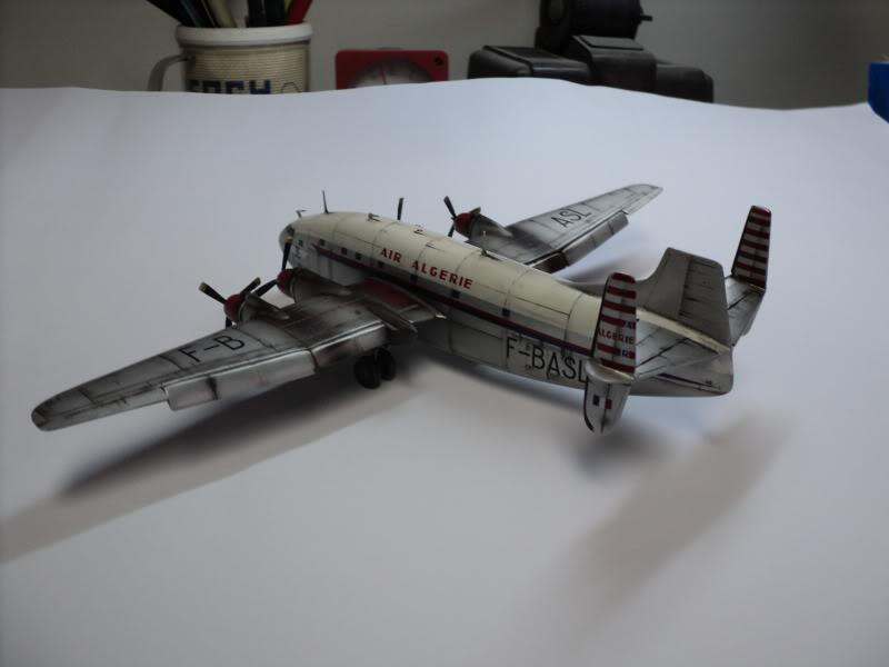 Breguet Deux Ponts Br 761 Air Algerie DSC00238