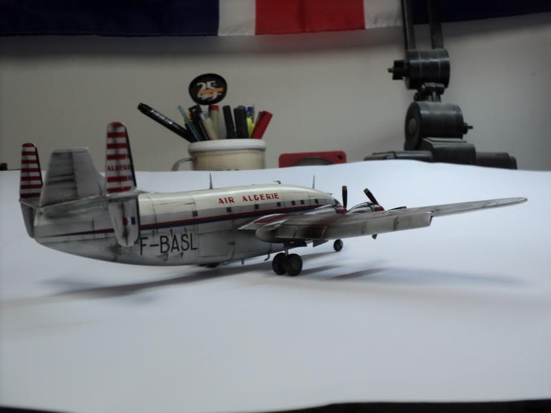 Breguet Deux Ponts Br 761 Air Algerie DSC00241