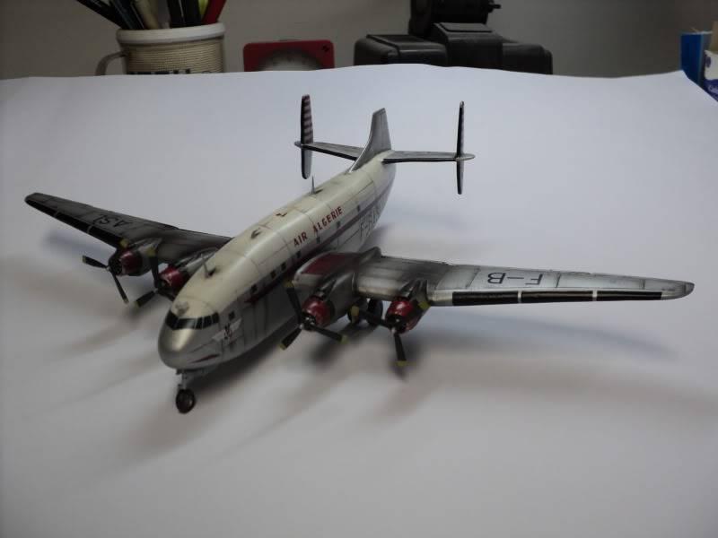 Breguet Deux Ponts Br 761 Air Algerie DSC00244