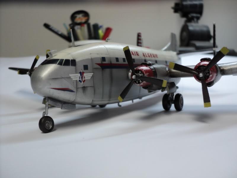 Breguet Deux Ponts Br 761 Air Algerie DSC00245