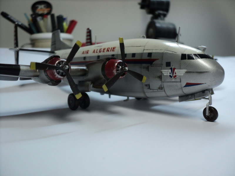 Breguet Deux Ponts Br 761 Air Algerie DSC00248