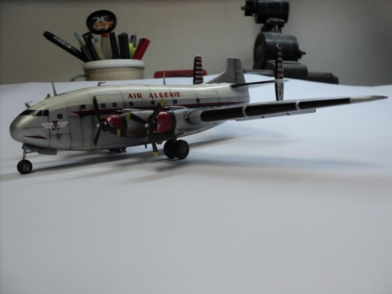 Breguet Deux Ponts Br 761 Air Algerie DSC00250