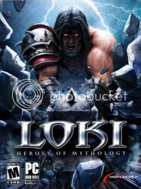 LOKI: Heroes of Mythology (2007)(Español)RS Caratula2