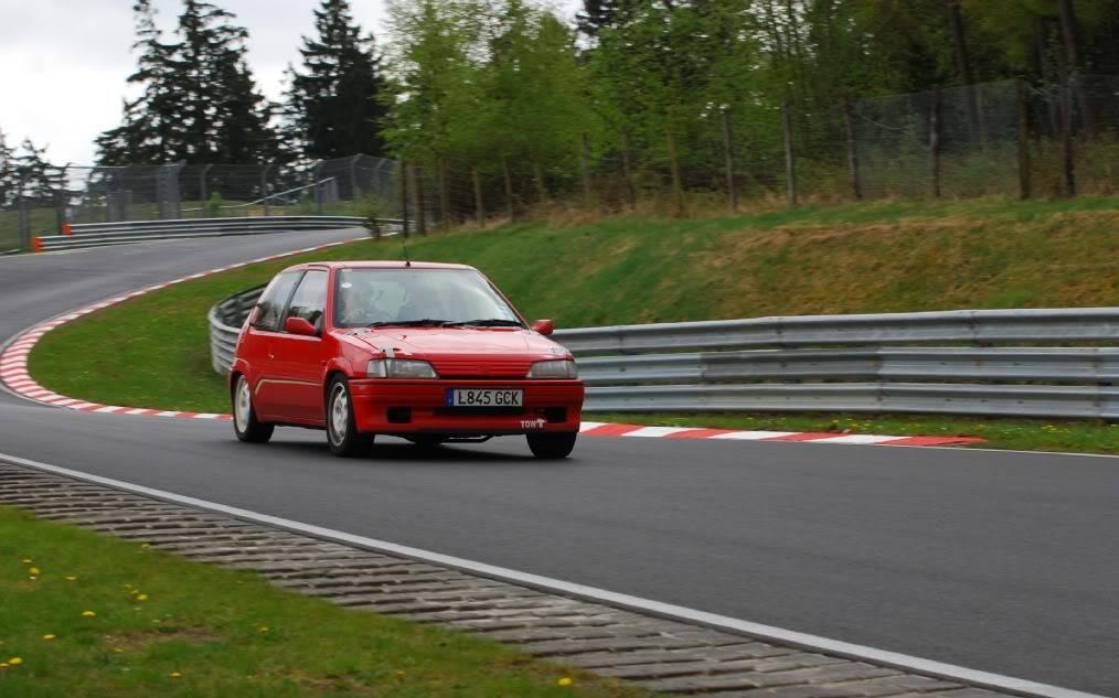 low mileage JP4'd S1 rallye (153 bhp) really nice spec! Nurburgring