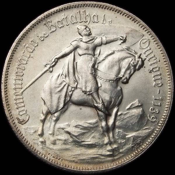 Portugal, 1 escudo, 1946. 01541r_600