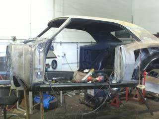 The Camaro Project Floorin1