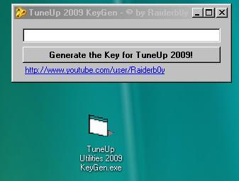 TuneUp Utilities 2009 KeyGen Untitled2-1