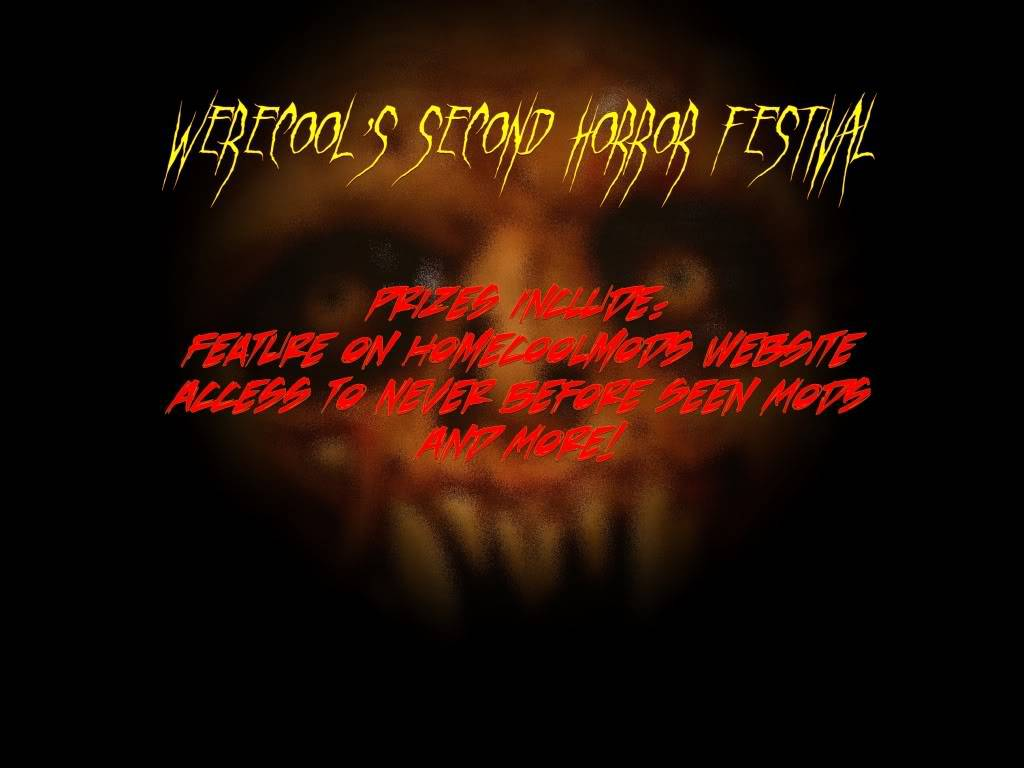 Werecool's Second Horror Festival WerecoolsSecondHorrorFilmFestival