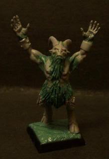 beastmen - Underbheit's Feral Beastmen 100_2693