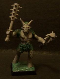 beastmen - Underbheit's Feral Beastmen 100_2695