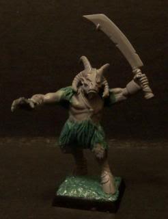 beastmen - Underbheit's Feral Beastmen 100_2699