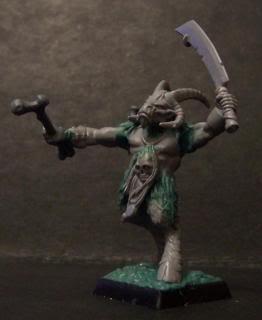 beastmen - Underbheit's Feral Beastmen 100_2714