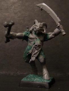 beastmen - Underbheit's Feral Beastmen 100_2725