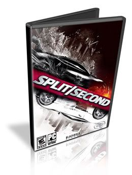 Mega PAck - Jogos Para PC [full] Split-Second-Velocity