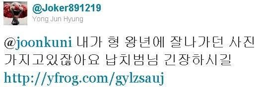 [TWITTER]Junhyung's post 1534-1