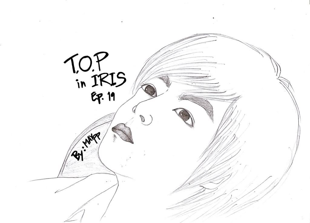 Big Bang Çizimleri :=) [Bigbang Drawing] - Sayfa 3 TOPinIRISdeep