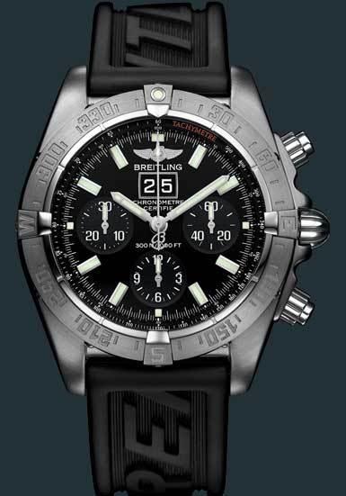 Quelle est la montre dont vous rêvez... Blackbird