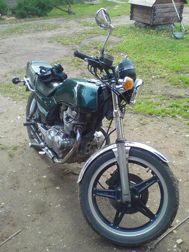 agent007: Honda CB400T 20081012_12131