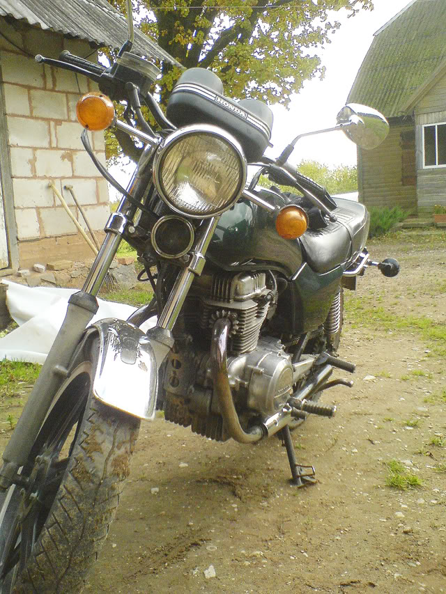 agent007: Honda CB400T 20081012_12141