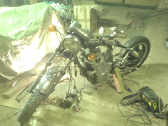 agent007: Honda CB400T 20081107_21201