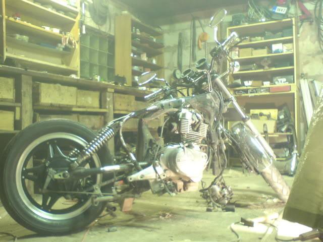 agent007: Honda CB400T 20081107_21202