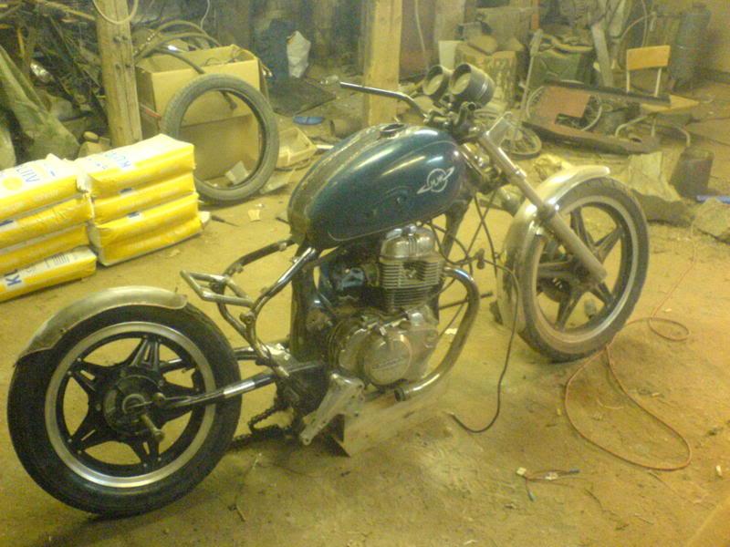 agent007: Honda CB400T - Page 5 DSC00101