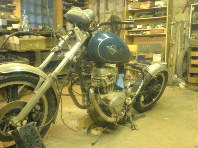 agent007: Honda CB400T - Page 5 DSC00103