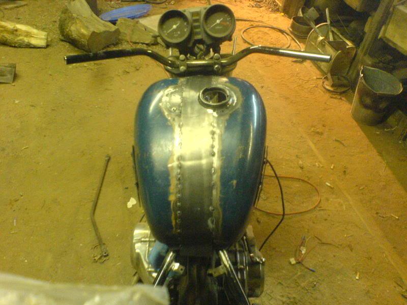 agent007: Honda CB400T - Page 5 DSC00105