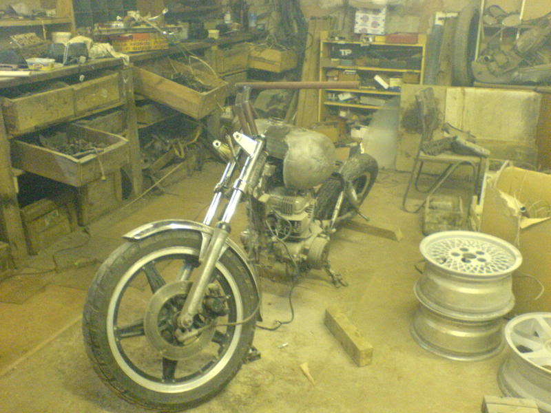 agent007: Honda CB400T - Page 6 DSC00149