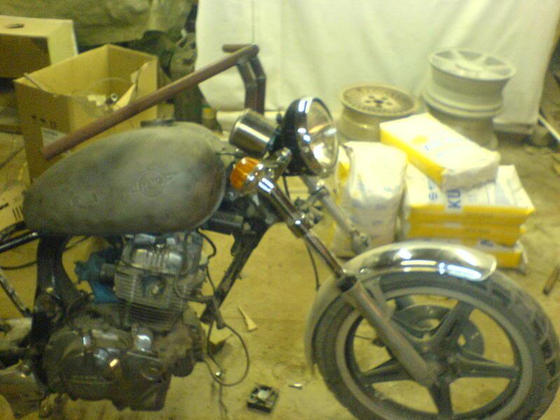 agent007: Honda CB400T - Page 6 DSC00156