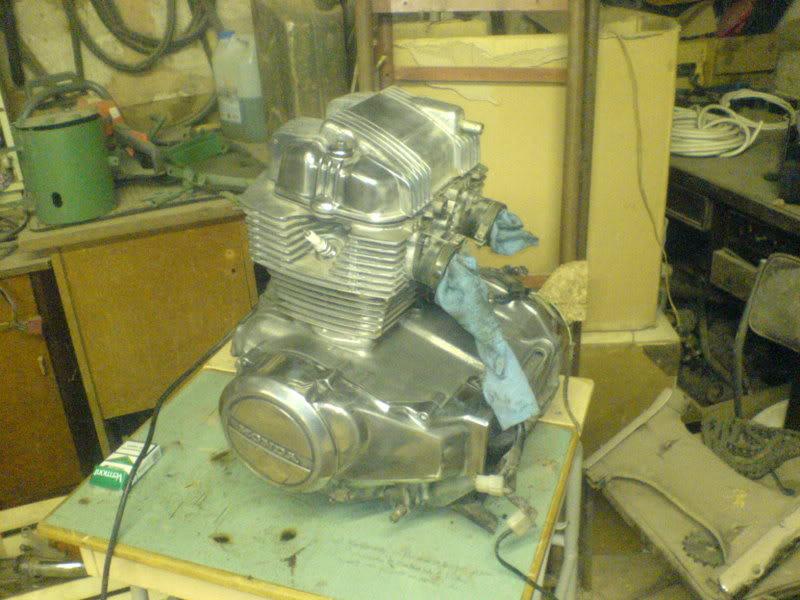 agent007: Honda CB400T - Page 6 DSC00375