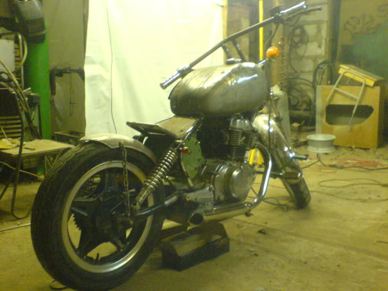 agent007: Honda CB400T - Page 6 DSC00411